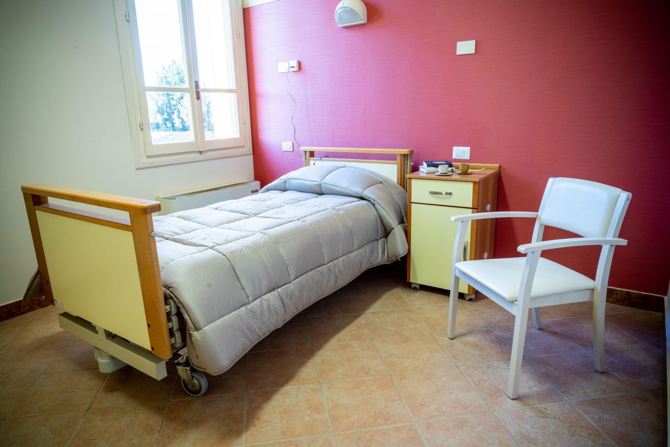 Villa Norge Roccabianca, Casa Residenza e Casa Albergo per Anziani